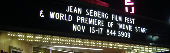 """Movie Star: The Secret Lives of Jean Seberg"""