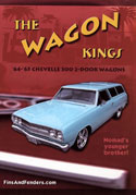 """Wagon Kings"" DVD"